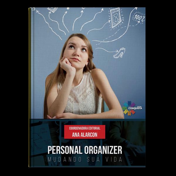 Livro – Personal Organizer: Mudando sua Vida