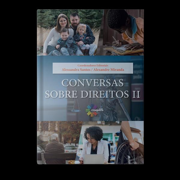 Livro – Conversas sobre Direitos II